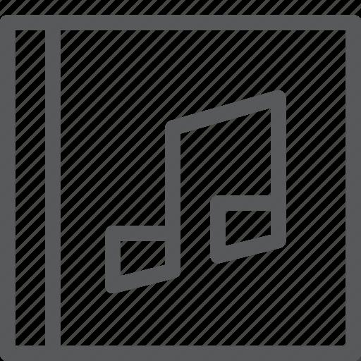 album, audio, box, cd, disk, music, package, sound icon