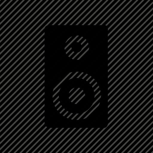 audio, music, sound, speaker, studio icon