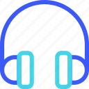25px, a, headset, iconspace icon