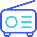 25px, a, iconspace, radio icon
