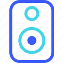 25px, iconspace, soundsystem icon