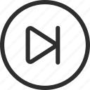 25px, iconspace, next icon