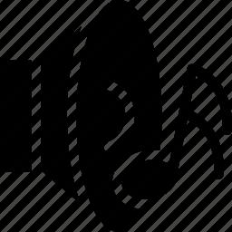 dj, music, songs, sound, speaker icon