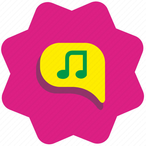 melody, music, sing, song icon