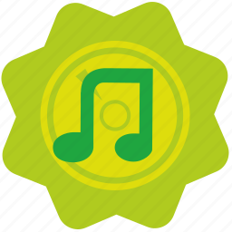 melody, music, note, song icon