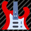 audio, electric, guitar, music, studio