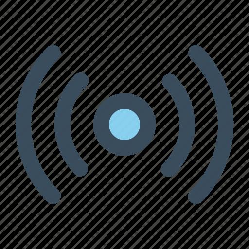 music, radio, signal icon