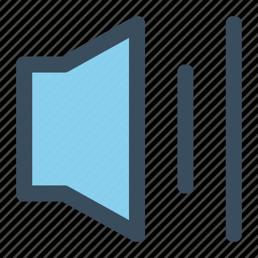 adjustment, audio, music, setting, volume icon