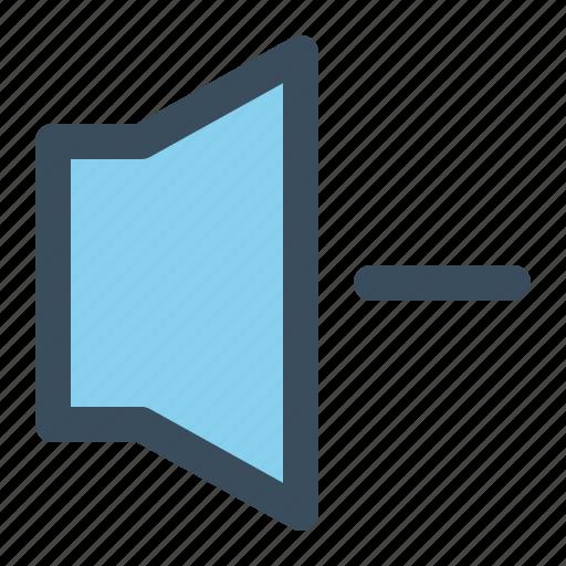 audio, down, high, increase, volume icon