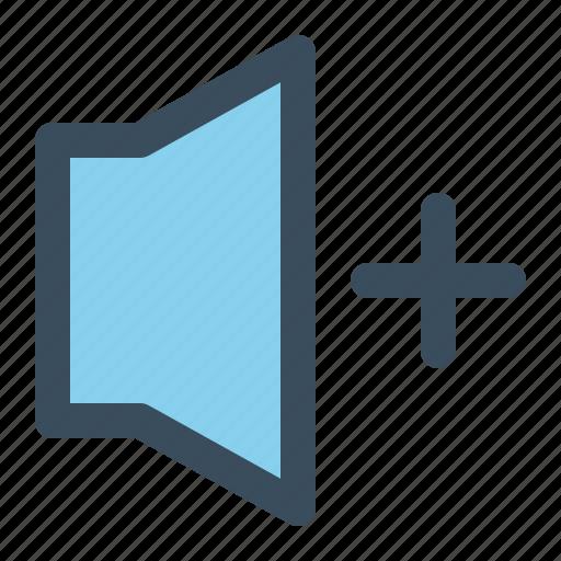 audio, low, reduce, up, volume icon