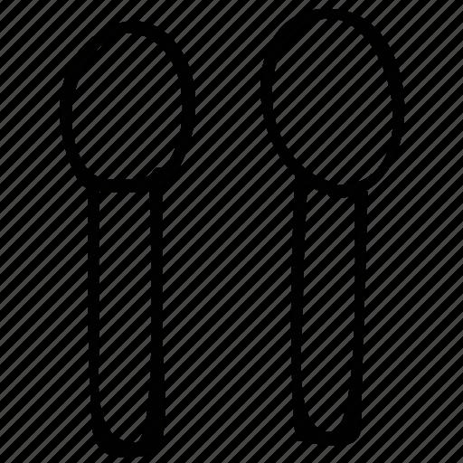 beanbag, maracas, music, shaker icon