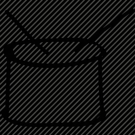 drum, instrument, music, sound icon