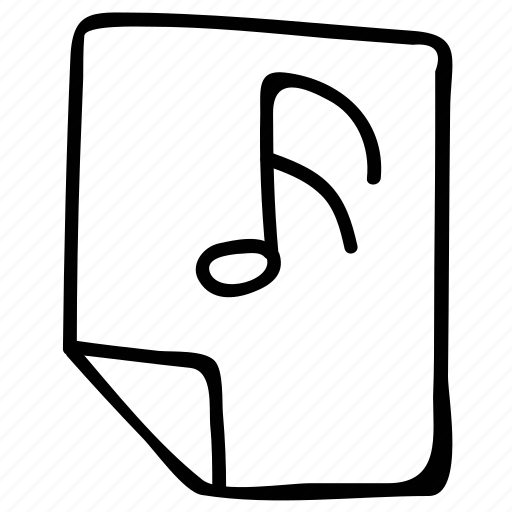 folder, music, playlist, song list icon
