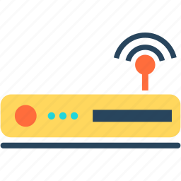 computer, connection, internet, network, online, technology, wifi icon