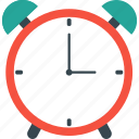 alarm, alert, clock, device, technology, timer, watch icon