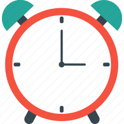 alarm, alert, clock, device, technology, timer, watch icon