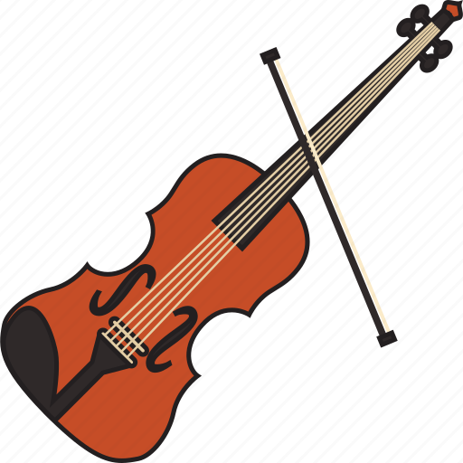 audio, media, music, musical, player, sound, violin icon