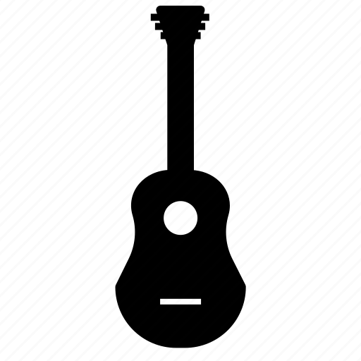 guitar, instrument, musical instrument icon