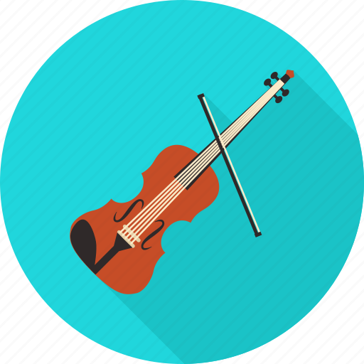 instrument, music, musical, player, sound, speaker, violin icon