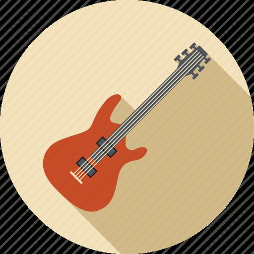 guitar, instrument, music, musical, sound, volume icon