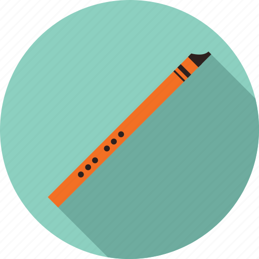 flute, instrument, music, musical, sound, volume icon