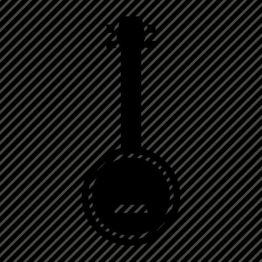 banjo, chordophone, instrument, musical icon