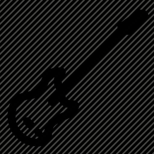 bass, bass guitar, guitar, instrument, music, musical, string icon