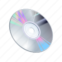 blueray, cd, data, disc, dvd, music icon