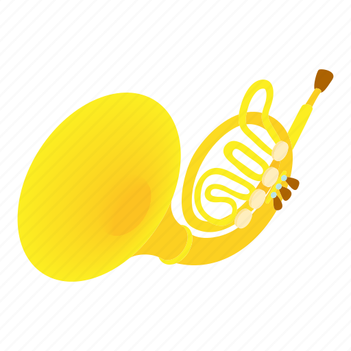 acoustic, brass pipe, cartoon, classical, musical, orchestra, pipe icon
