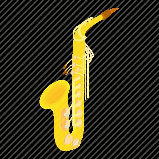 art, cartoon, entertainment, instrument, music, saxophone, trumpet icon
