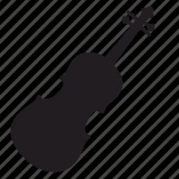 classic, music, play, violin icon