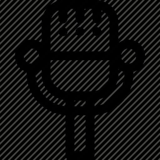 microphone, recording, voice icon
