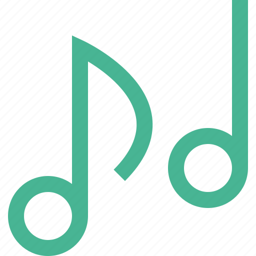 audio, music, note, notes, play, sound icon