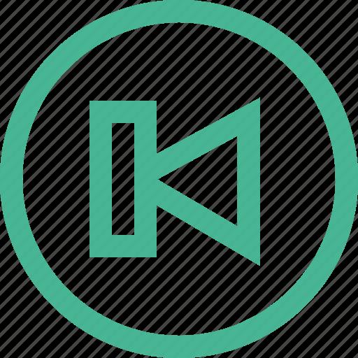 backward, direction, left, previous, skip icon