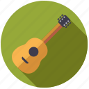 acoustic, guitar, instrument, music, sound, string