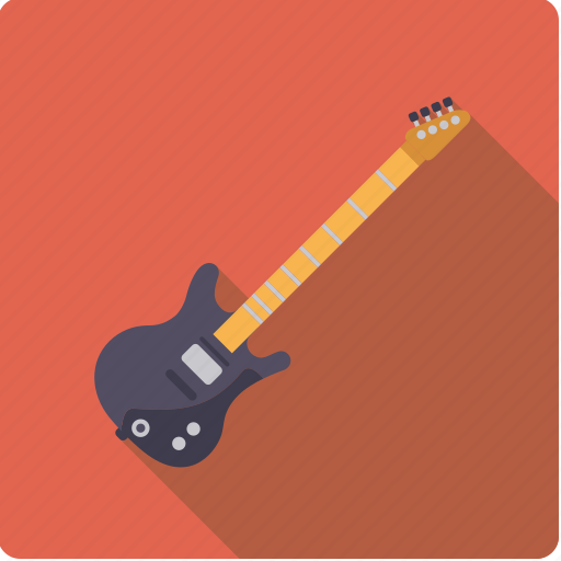 bass, electric, guitar, instrument, music, sound, string icon