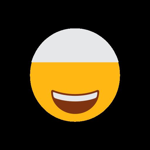 cap, emoji, face, islam, laugh face, muslim icon