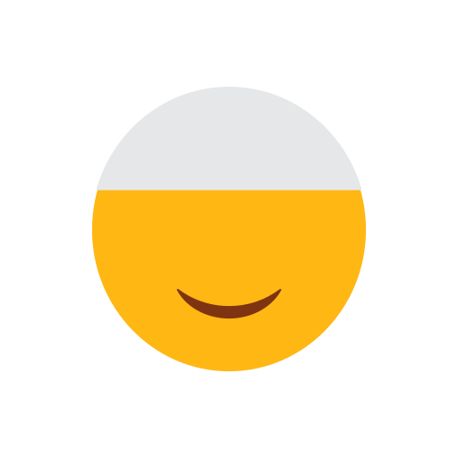 cap, emoji, face, islam, muslim, smilling face icon