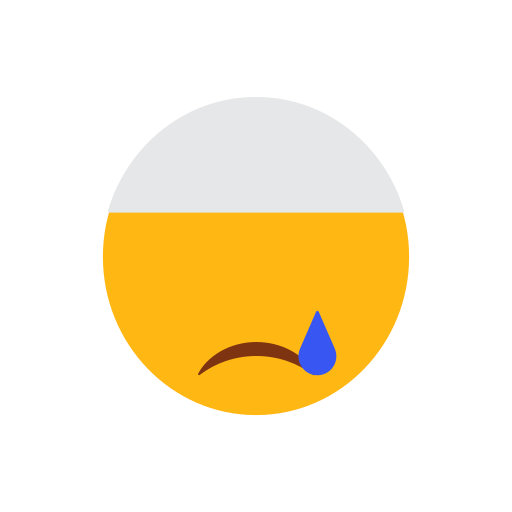 crying face, emoji, face, islam, muslim, sad face, tears icon