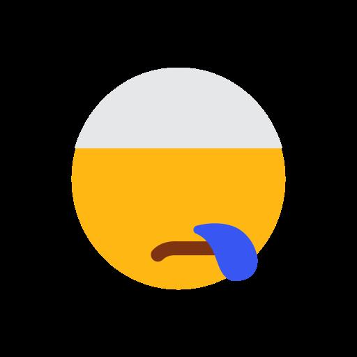 emoji, face, islam, muslim, sleepy face icon