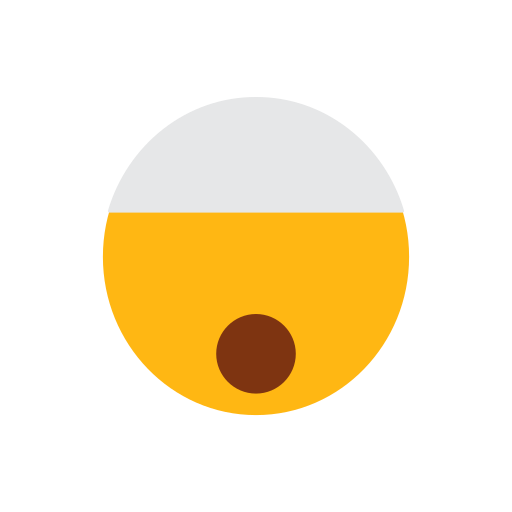 emoji, face, islam, muslim, shocked face icon