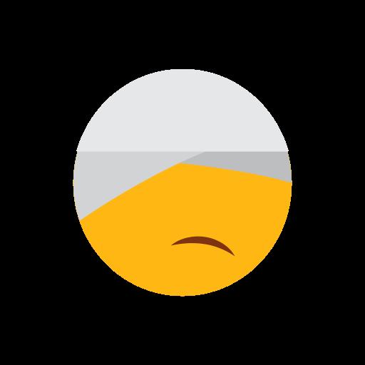 accident, emoji, face, head bandage, islam, muslim icon