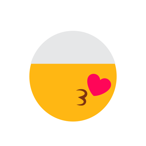 emoji, face, heart, islam, kiss, love, muslim icon