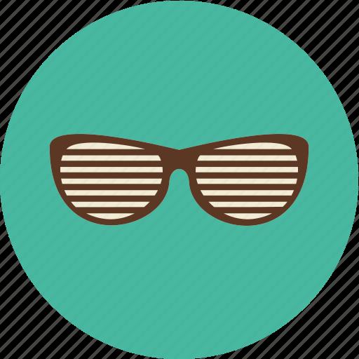 avatar, face, glasses, person icon