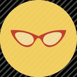 beach, glasses, summer, sun icon