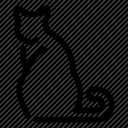 Cat, animal, pet icon - Download on Iconfinder on Iconfinder