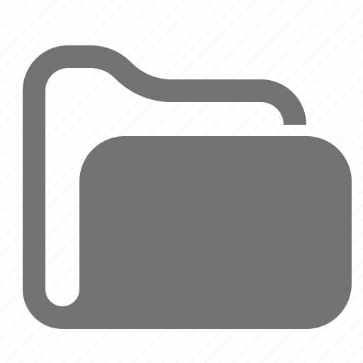 archive, closed, data, directory, file, folder icon