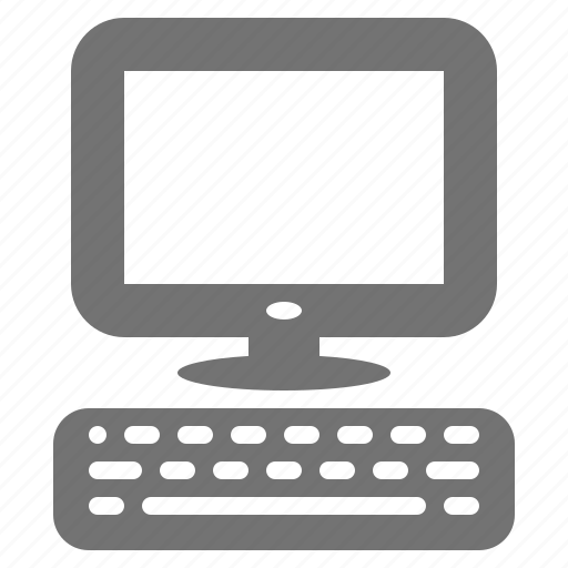 Computer Monitor Keyboard Png