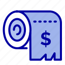 budget, consumption, costs, expenses, finance icon