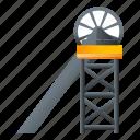 car, coal, industry, water